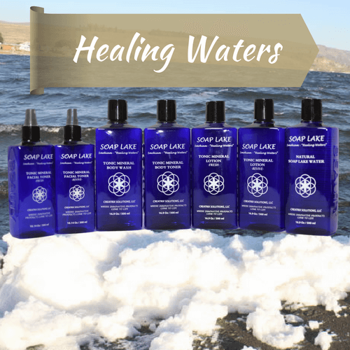 Soap Lake Healing Waters